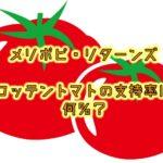 【メリーポピンズリターンズ】ロッテントマトの支持率は何%?